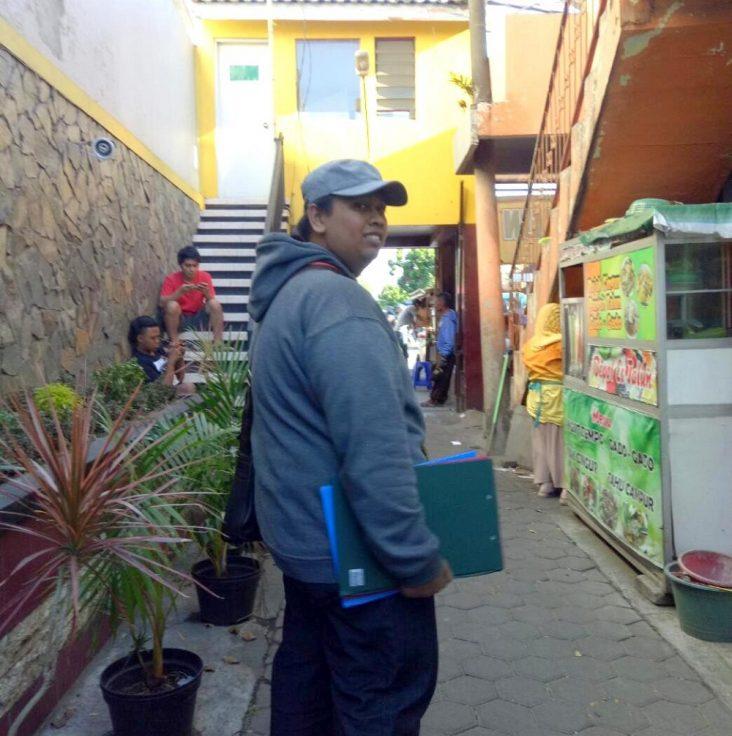 Mahasiswa Arsitektur ITN Malang Buat Peta Wisata Kampung Heritage Kayutangan