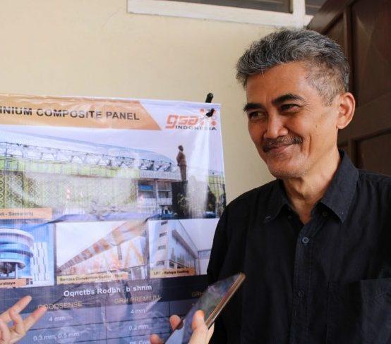 Kepala Prodi Arsitektur: Mahasiswa Perlu Ikuti Perkembangan Bahan dan Desain Arsitektur