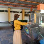 Hindari Penularan Covid-19, ITN Malang Sediakan Bak Cuci Tangan di Kampus dan Ajak Masyarakat Biasa Cuci Tangan