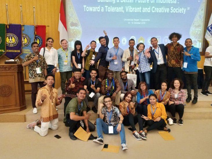 ITN Malang Delegasikan Empat Mahasiswa Internasional dalam Kongres Indonesianist se-Dunia